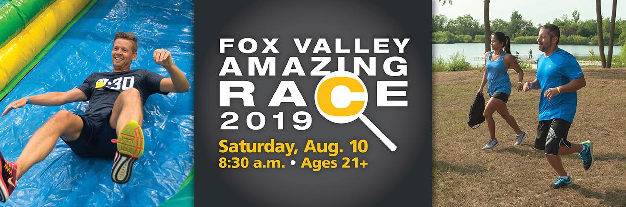 Amazing Race - Fox Valley Park District
